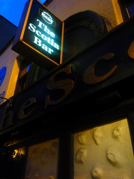 The Scotia Bar