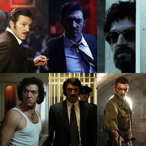 Faces Of Mesrine