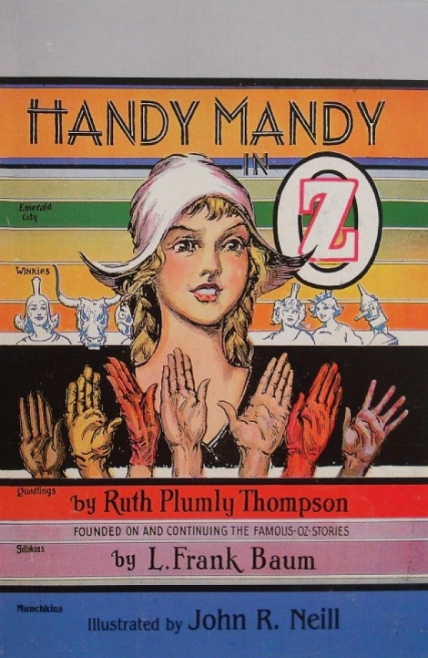 Handy Mandy In Oz