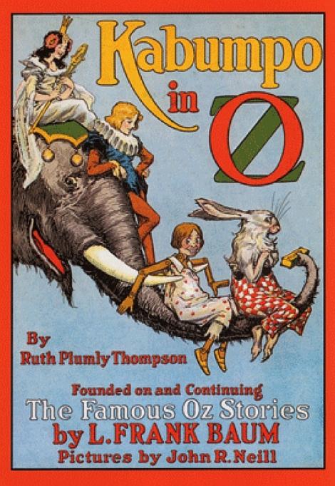 Kabumpo In Oz 1