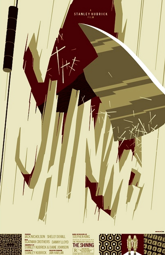 Modern Vintage Movie Posters Part II. | The Unravelling Of ...