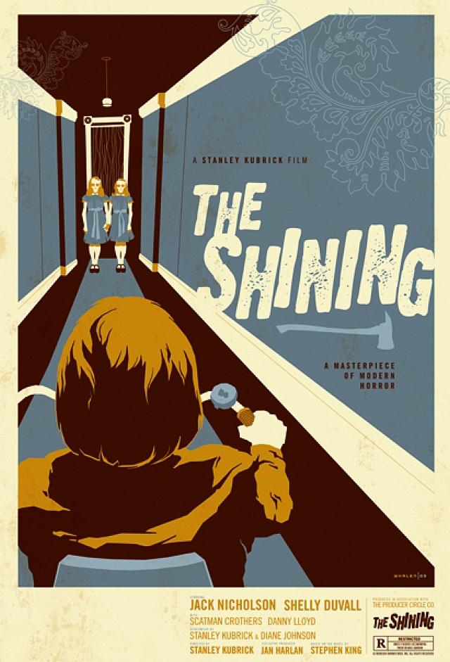Vaak Modern Vintage Movie Posters Part II. | The Unravelling Of Al Cook VP29
