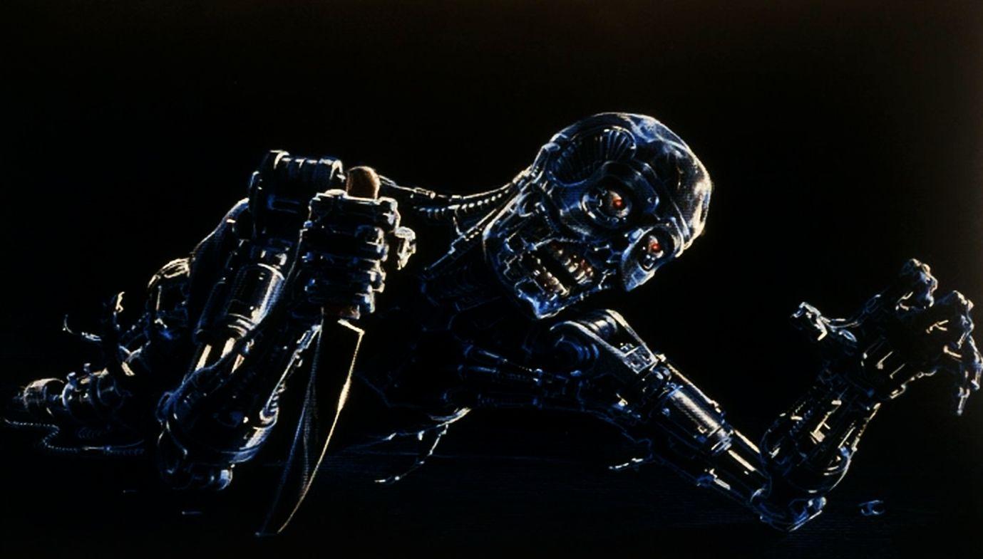 James Cameron's Terminator artwork - JamesCameronOnline Community on terminator specifications, terminator blueprints, terminator screensaver, terminator cpu, terminator robot, terminator models, terminator hunter killer prototype, terminator books, terminator figures,