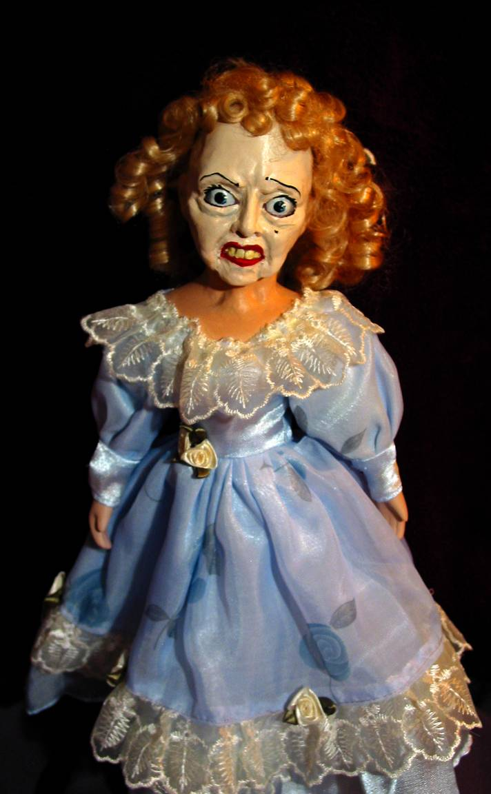 Bette Davis Doll | The Unravelling Of Al Cook...