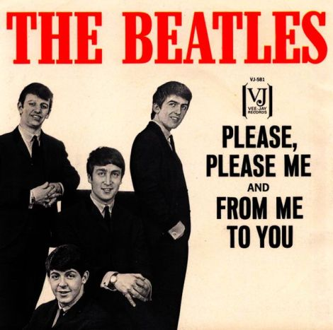 "The Beatles Polska: Pierwszy numer pierwszy -  singiel ""Please, Please Me"""