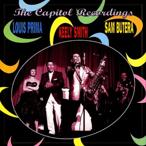The Capitol Recordings (CD1) Louis Prima