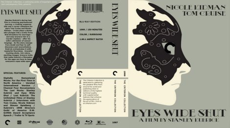 Eyes Wide Shut Blu Ray Cover