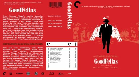 Goodfellas Blu Ray Cover
