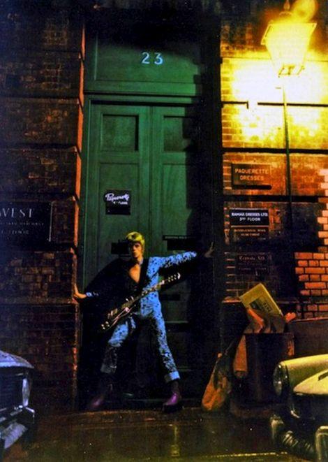 Ziggy Stardust Outtake