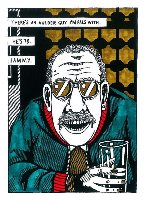 Sammy 2. Al Cook